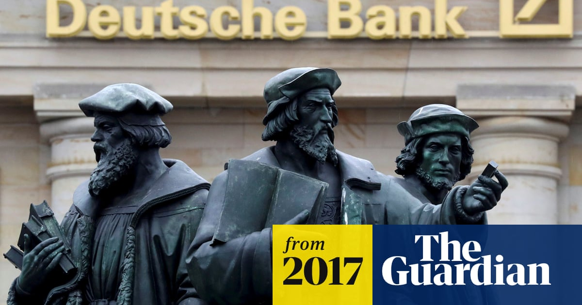 Deutsche Bank Money Laundering 2017