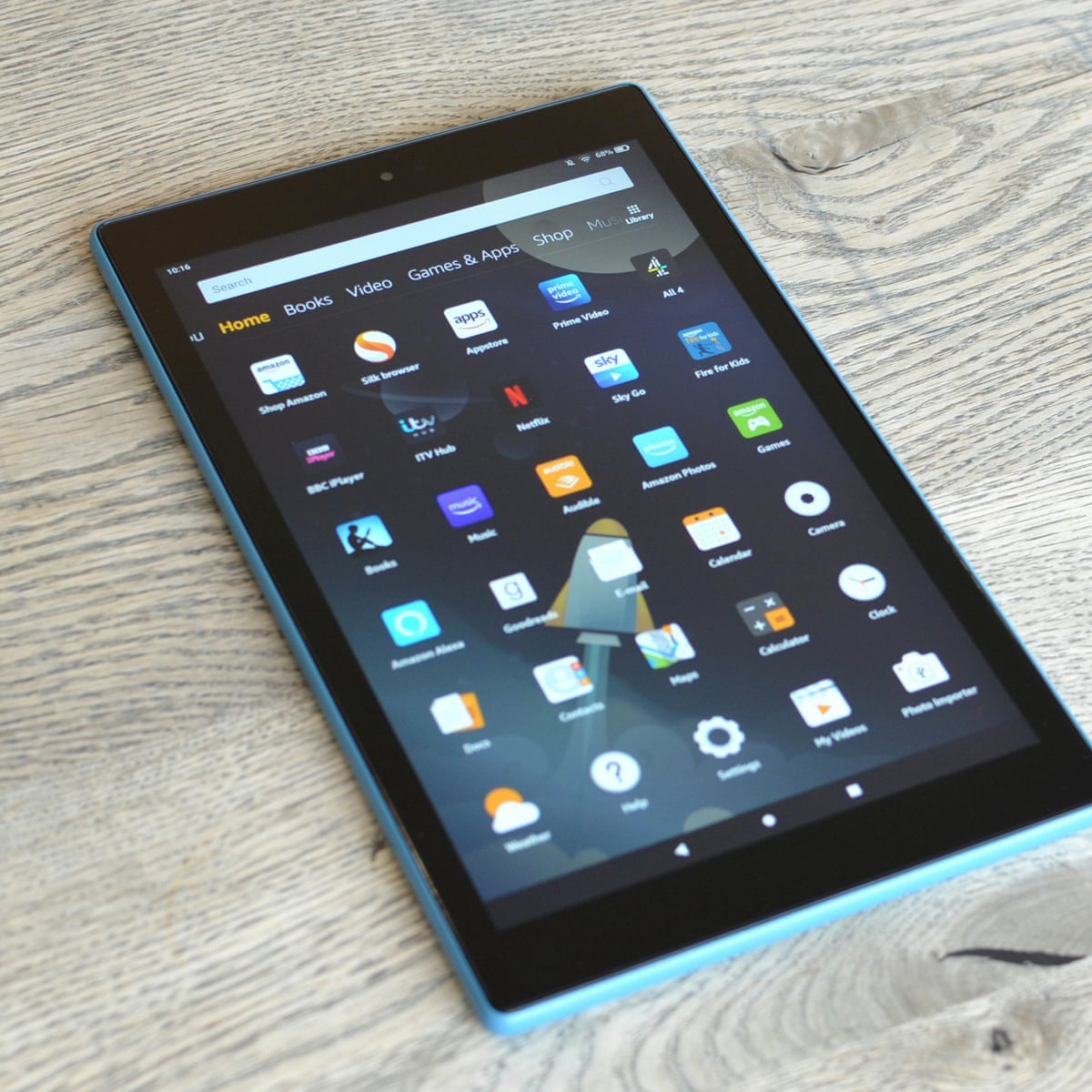 Amazon Fire Hd 10 Review Still A Top Budget Tablet Amazon The Guardian
