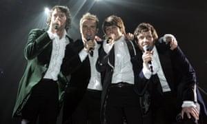 Jason Orange rejoins Take That for their 2006 tour