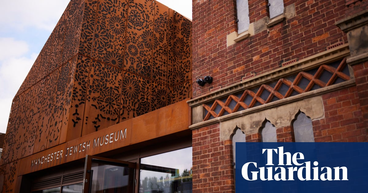 Manchester Jewish Museum reopens after £6m revamp