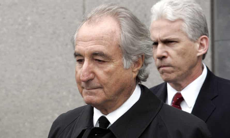 Bernie Madoff Says He Is Dying Of Kidney Failure And Seeks Early Prison Release Bernard Madoff The Guardian