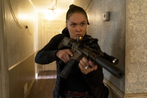 Ronda Rousey in Mile 22