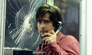 Colin Farrell  in Phone Booth, 2002