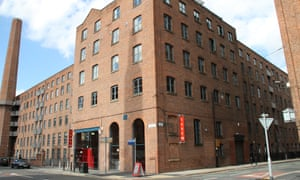 Anthony Burgess foundation, Manchester