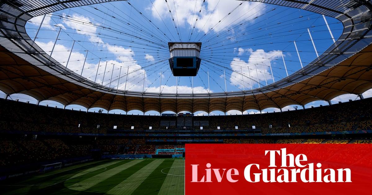 Ukraine v Austria: Euro 2020 – live!