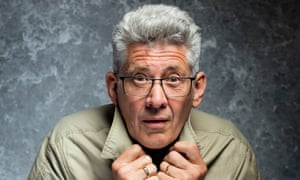 Steve Delaney, comedian and writer of Count Arthur Strong.