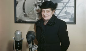 Lise Meitner researched the development of the atomic bomb.