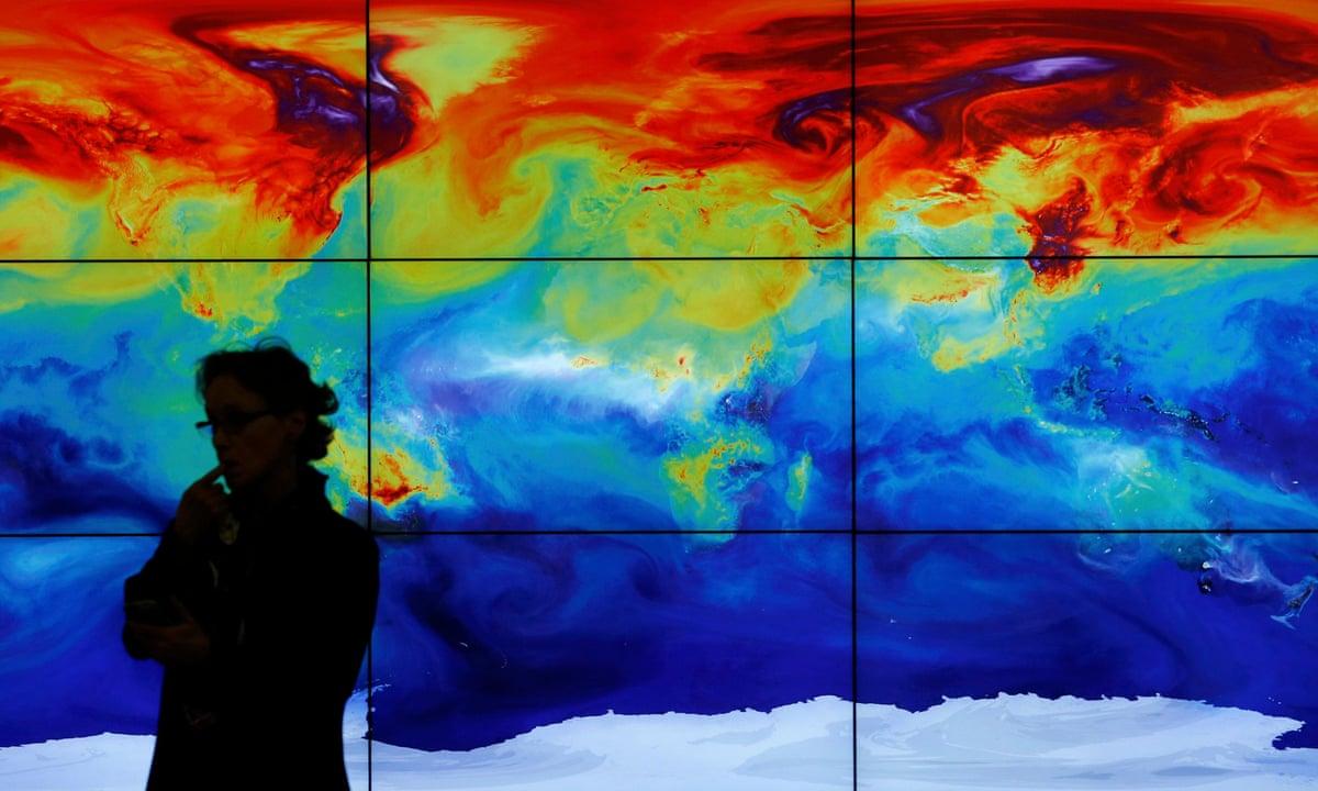 nasa climate change and global warming - HD1400×808