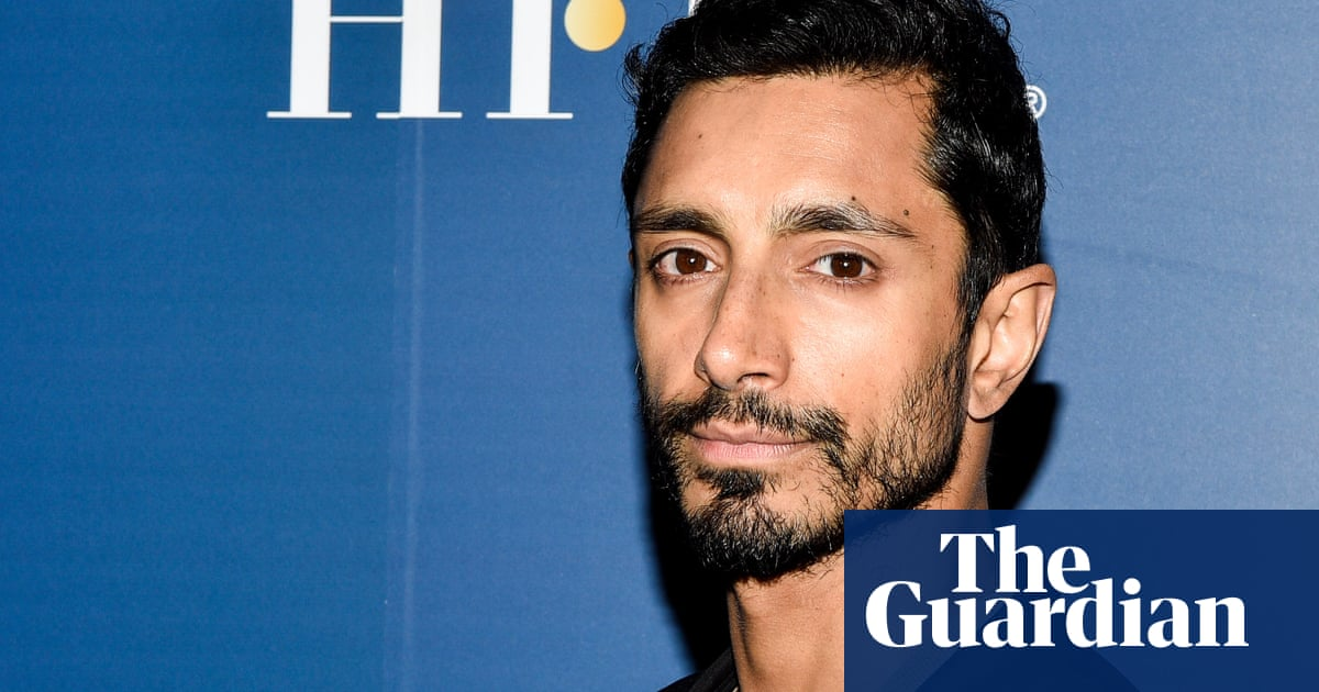 Riz Ahmed: 'I am happiest when feeling challenged or overwhelmed'