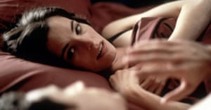 Parker Posey in Personal Velocity, a 2002 American independent film written and directed by Rebecca Miller about three women who have reached a turning point in their lives.