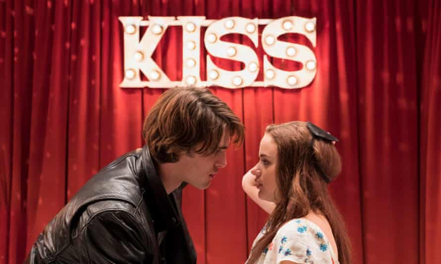 The Kissing Booth … despite its banality Netflix revealed it as 'one of the most-watched movies in the country, and maybe in the world'.