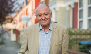 Ken Livingstone feels no pressure to maintain a political line.