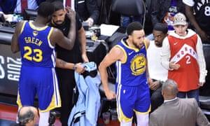 sports shoes c9cfa 453e6 Golden State Warriors 106-105 Toronto Raptors: NBA finals ...