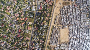 Divided Cities South Africas Apartheid Legacy Photographed By - Poor cities in africa