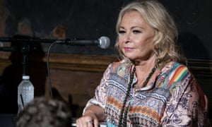 Roseanne Barr: we must draw a line between acceptable and unacceptable tweets