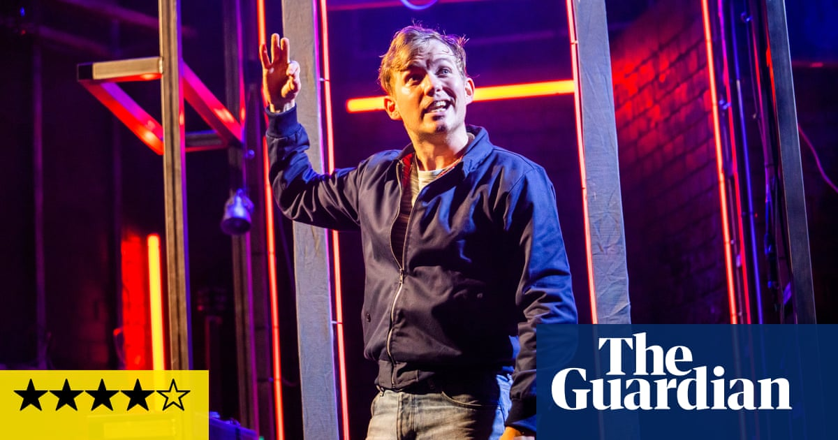 Cruise review – a stunning return to lost gay London