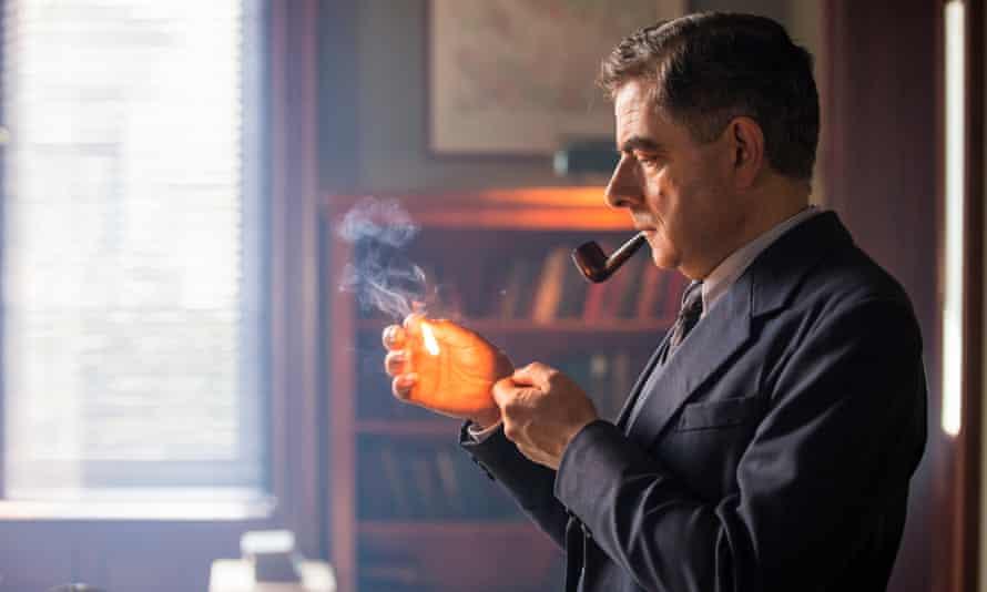 Rowan Atkinson  Inspector Maigret