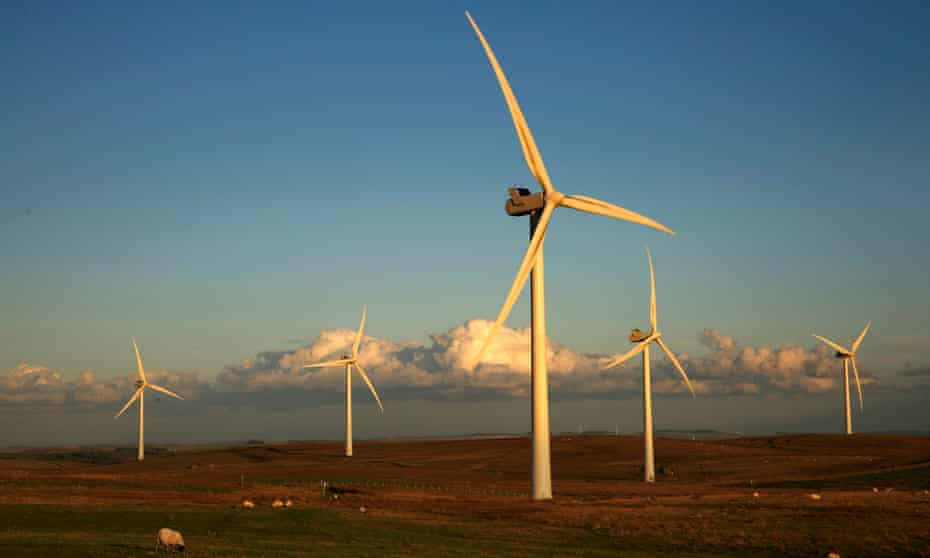 Wind, solar and nuclear power would provide nearly 91% of the country's electricity by 2050.
