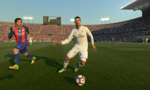 Fifa 17 has more to offer than official licenses and detailed facial motion capture – but that's the eye-catching advantage over PES