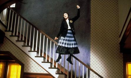 Winona Ryder in Beetlejuice.