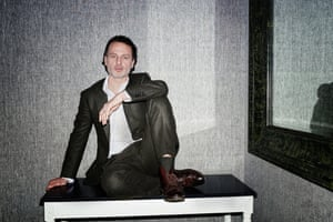 Andrew Lincoln, actor. Soho