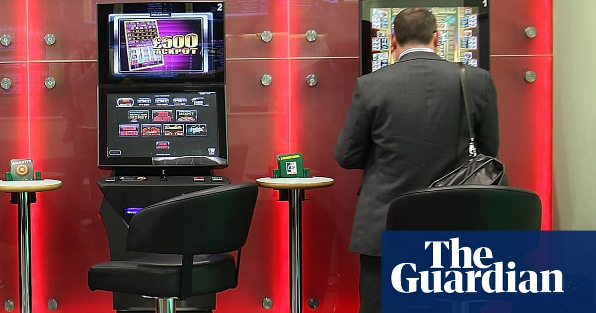 Inside the NHS's only specialist gambling clinic | Society | The