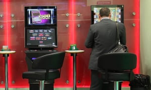 Fixed odds betting terminals are known as the 'crack cocaine of gambling'.