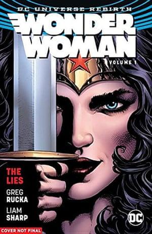 Wonder Woman Rebirth volume 1