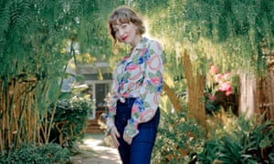 'I feel like I'm in such a lucky place': Regina Spektor at home in Los Angeles.