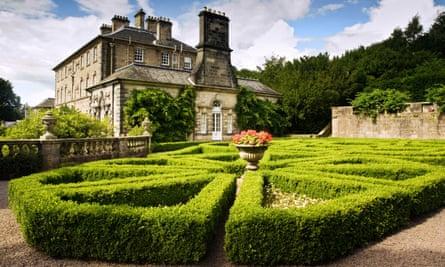 Pollok House Garden, Pollok Park, Glasgow