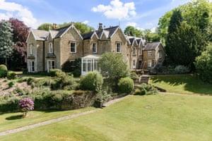 Fantasy house hunt granny annexe Derwent Lodge County Durham (1)
