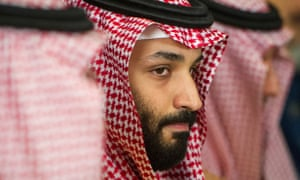 Saudi Crown Prince Mohammed bin Salman has been keen to improve the country's overseas image.