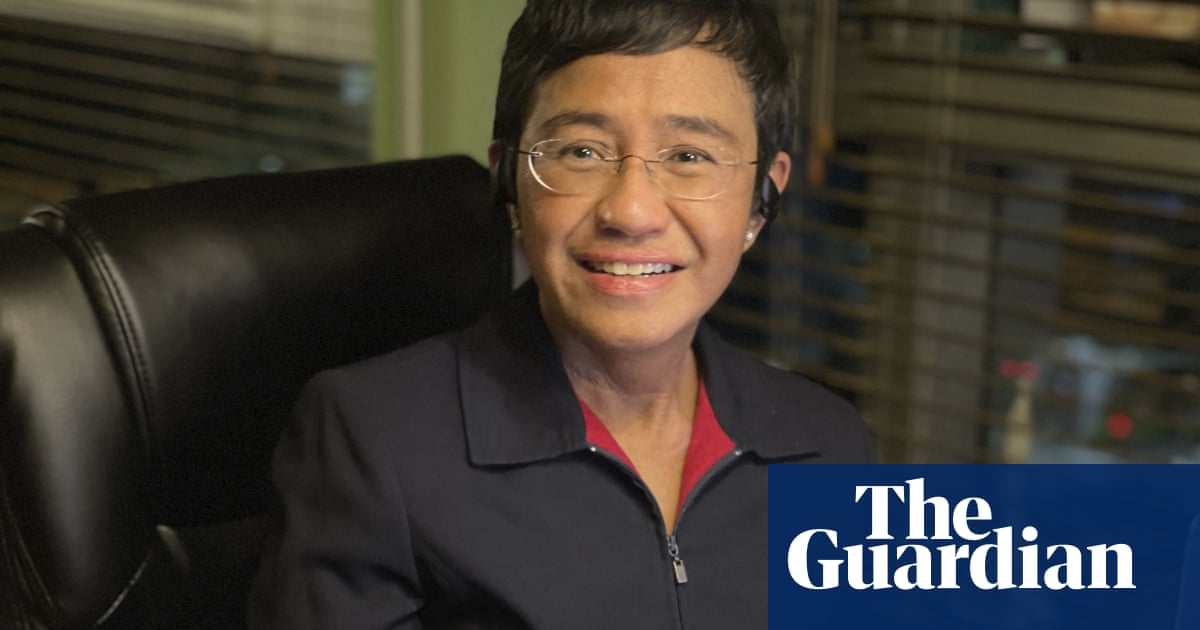 Nobel peace prize winner Maria Ressa: 'A world without facts means a world without truth' – video