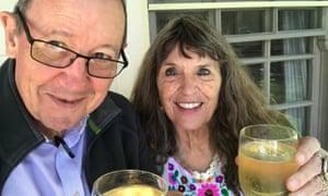 David and Chardi Christian celebrate their 50th wedding anniversary