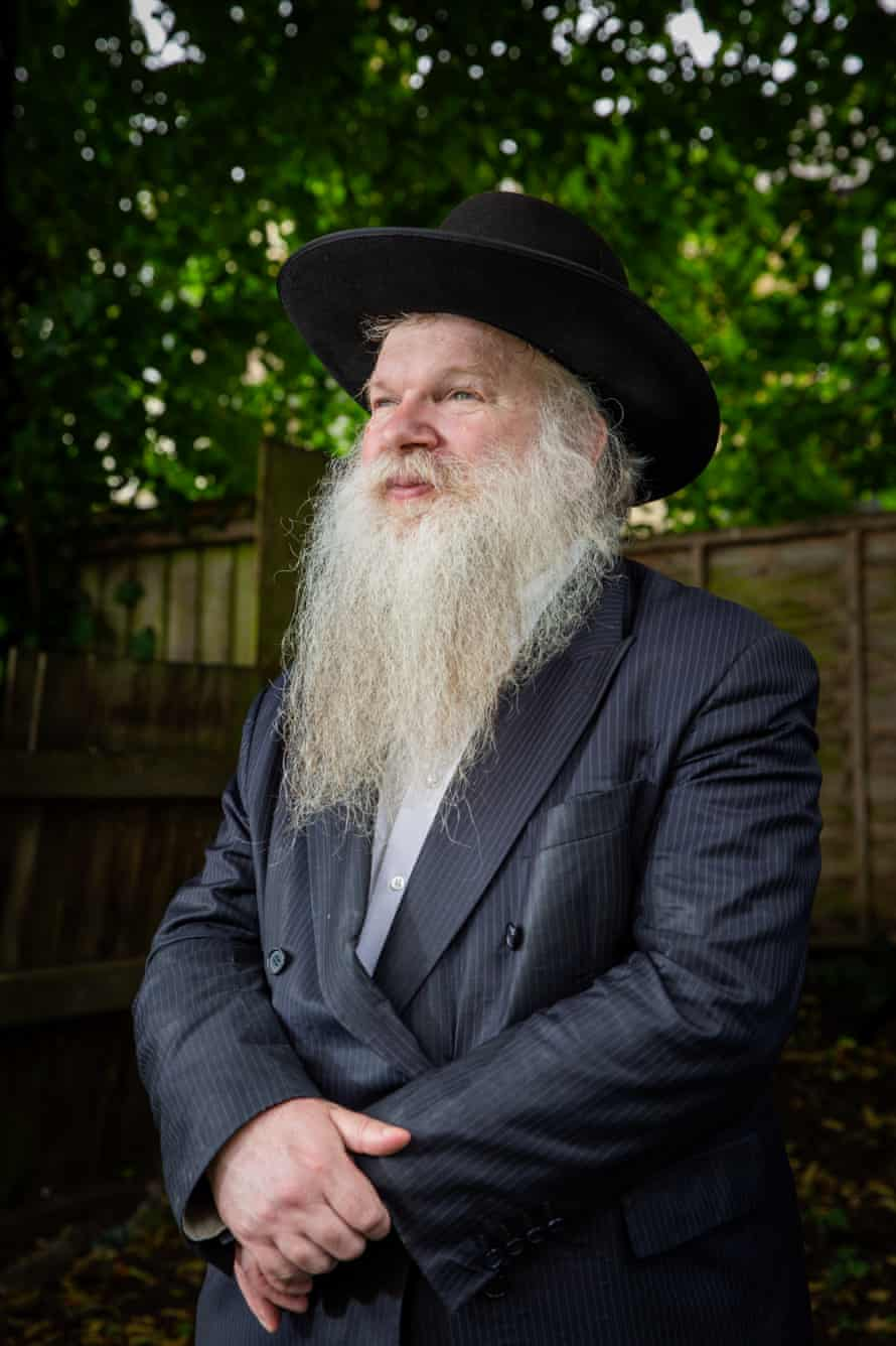 Rabbi Herschel Gluck OBE