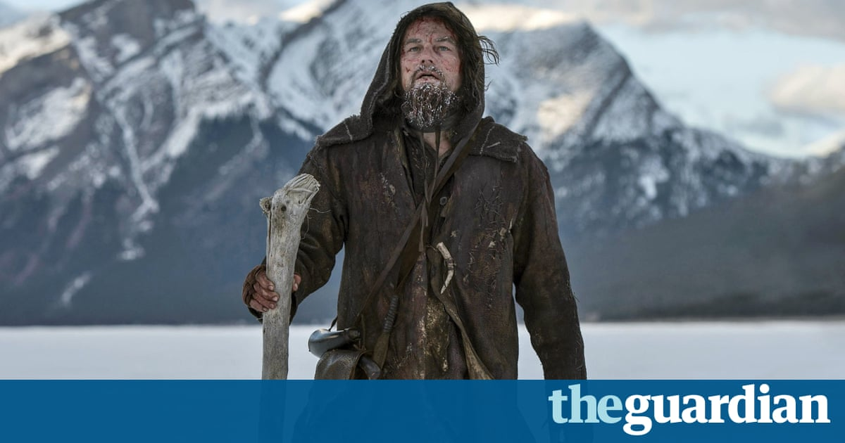 the revenant 39 s franchise free dicaprio is the ultimate a list survivor film the guardian. Black Bedroom Furniture Sets. Home Design Ideas