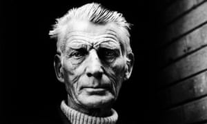Samuel Beckett in 1976