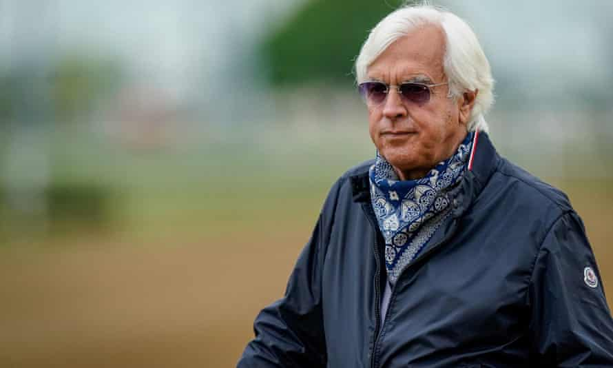 Bob Baffert is one of US racing's best known trainers