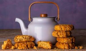 Anzac Biscuits Margot Henderson 20 best biscuits supplement Observer Food Monthly OFM