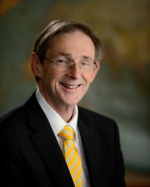 Professor Peter Hiscock, University of Sydney.