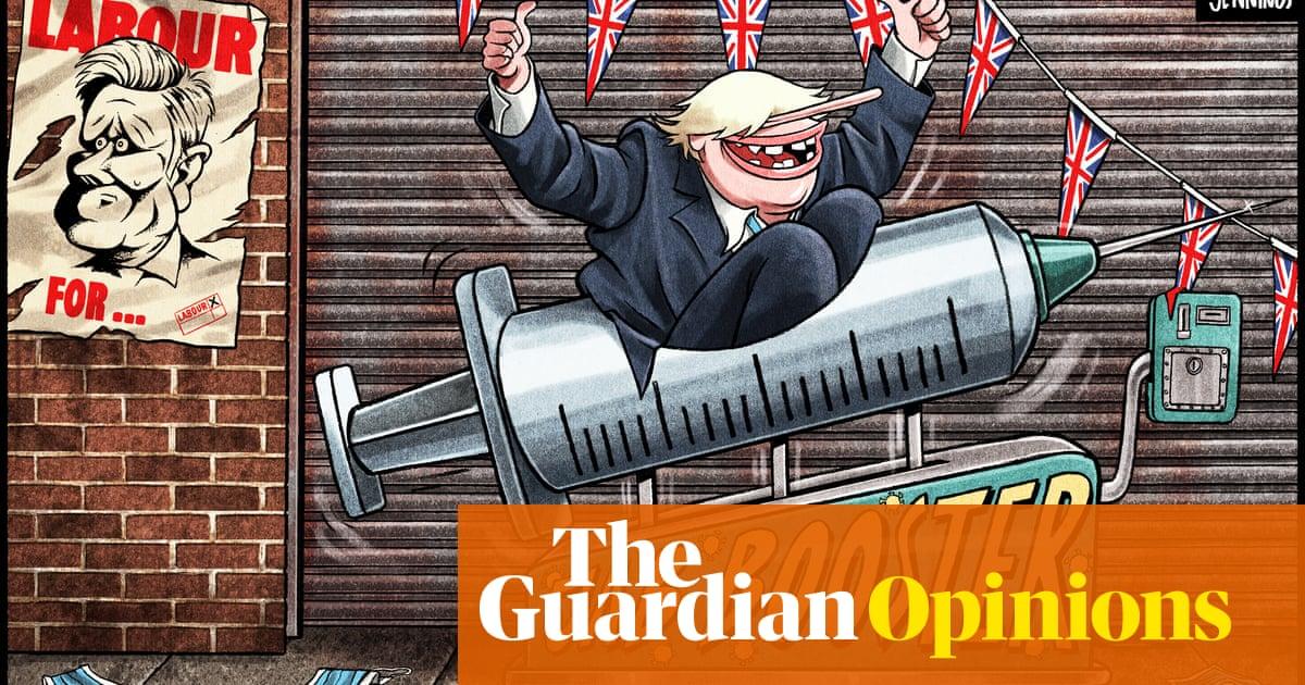Ben Jennings on Boris Johnson's winning local election strategy – cartoon