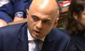 Sajid Javid speaks on Windrush in the House of Commons.