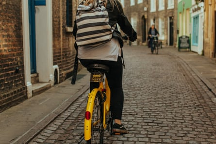 Ofo, Beijing-based bicycle sharing company, has opened its first UK branch in Cambridge