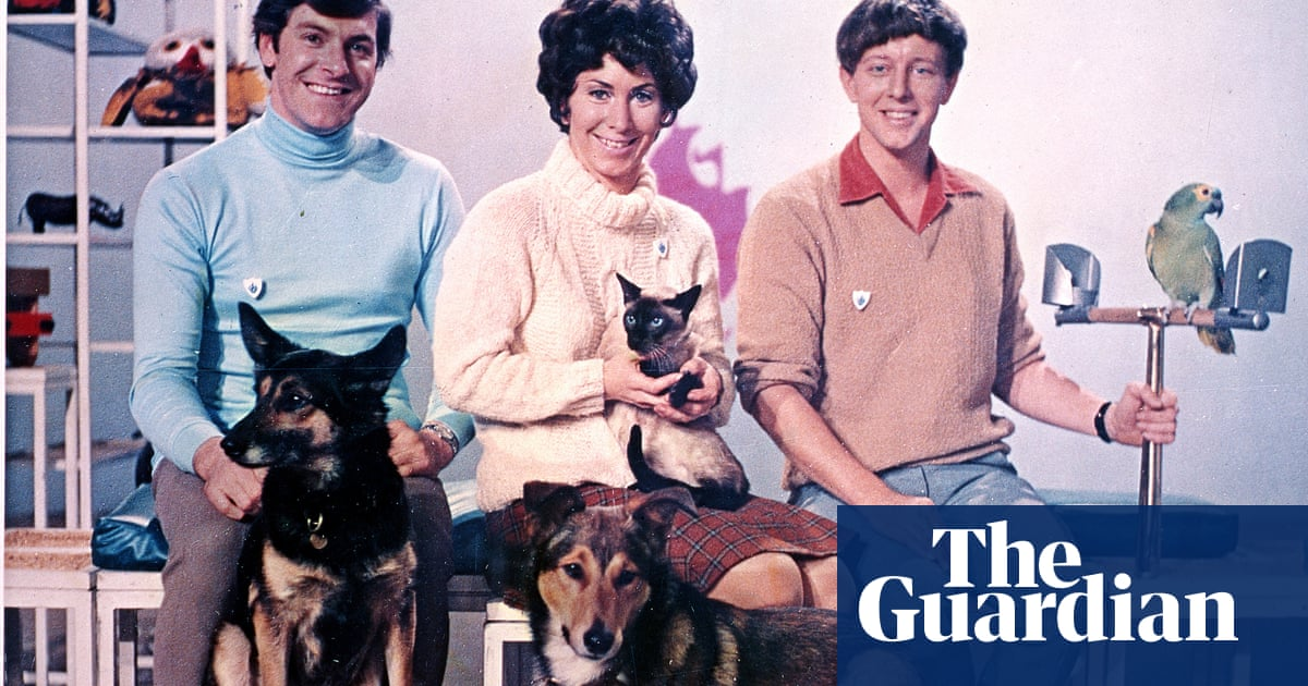 Blue Peter digitises every episode for 60th anniversary | Television & radio | The Guardian