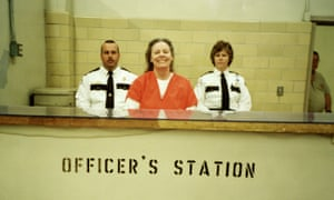 Aileen Wuornos in Aileen: Life and Death of a Serial Killer … 'Before she was executed, there was a real atmosphere of vengeance.' Channel 4 Picture Publicity.