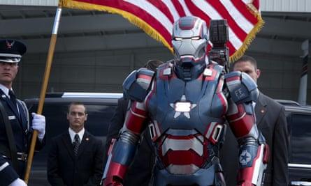 Iron Man 3 still