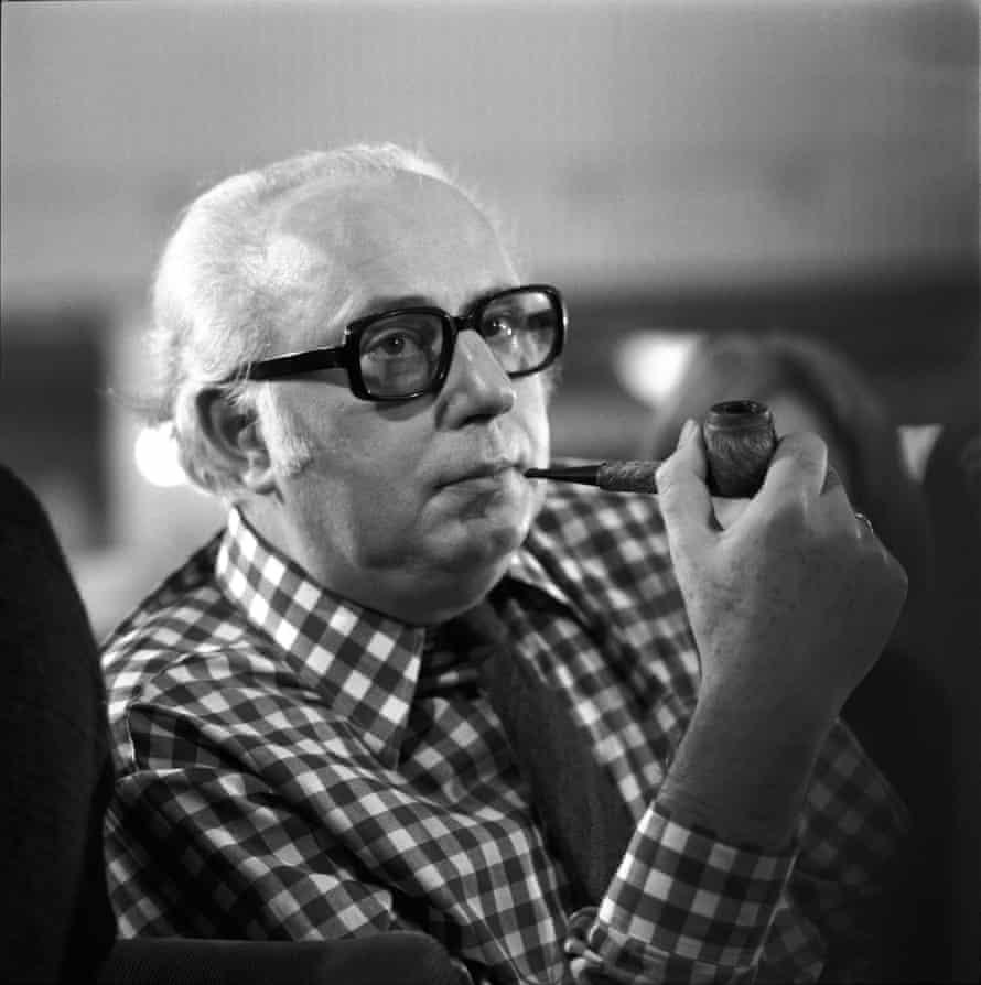 Horst Krüger in 1973.