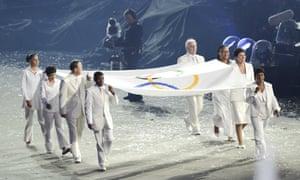 Shami Chakrabarti olympics 2012