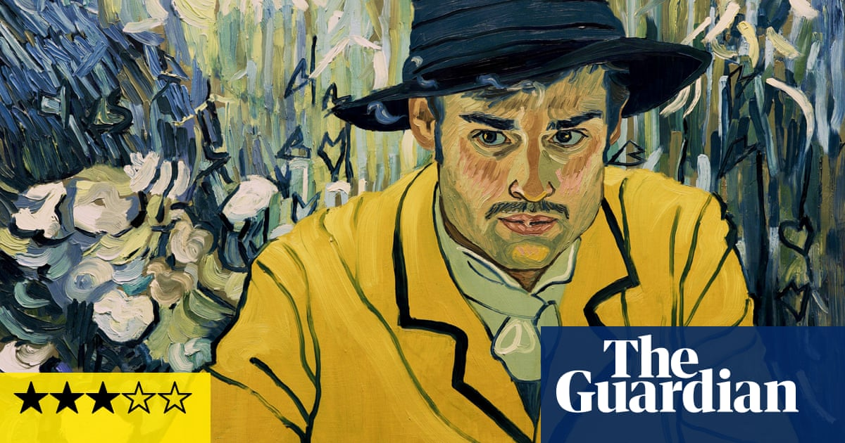 Loving Vincent Review A Dreamlike Hand Painted Plunge Into Van Gogh Land London Film Festival 2017 The Guardian