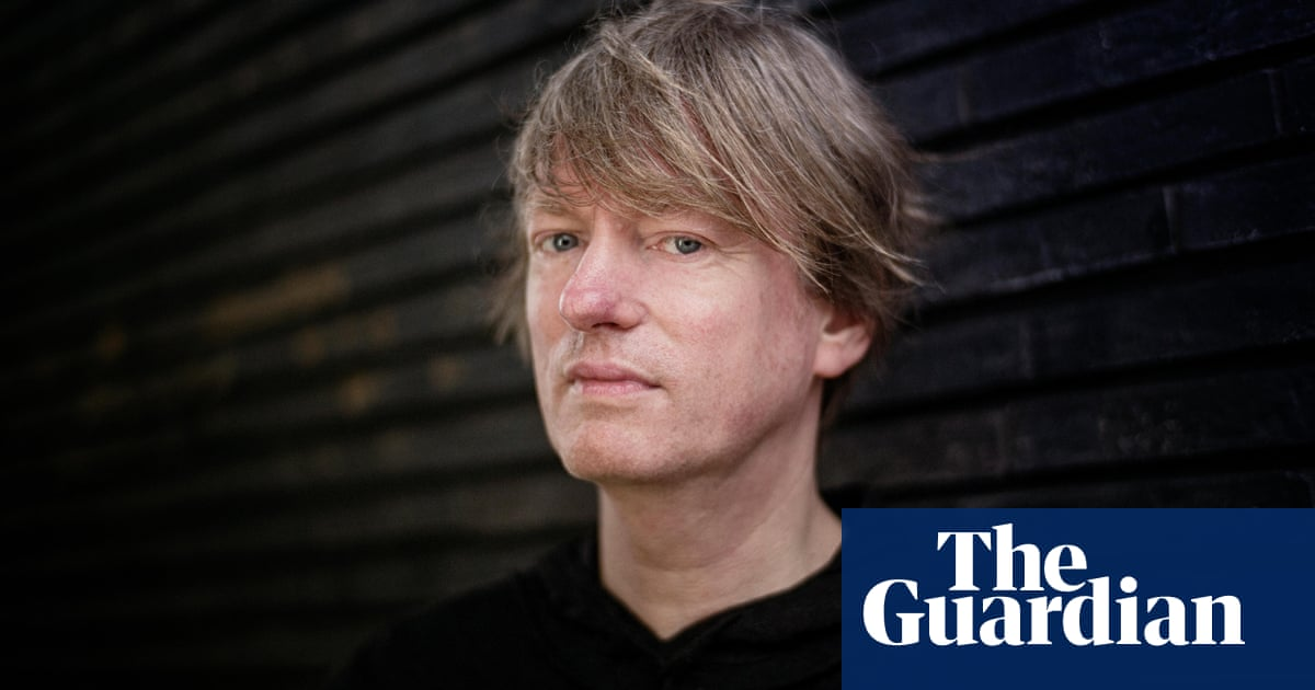 Michel Faber: 'I would have been a different writer without my wife'